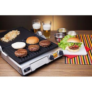 Smart Grill em Aço Inox 220V by Breville Tramontina