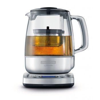 Bule Elétrico Para Chá Com Jarro de Vidro Gourmet Tea 1,5 Litros 110V by Brevil Tramontina