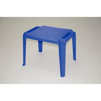 Mesa Plastica Infantil Dona Chica Azul Tramontina
