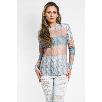 Blusa Sublimada Modal 076IF17