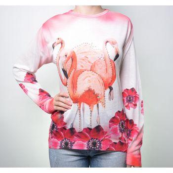 Love Pet Flamingos 011IF17 Est 001