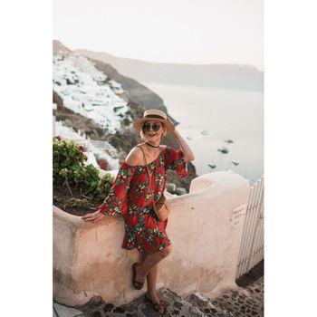Vestido Bata Lili Paiva 007VF17 Cor 001