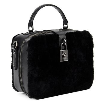 BOLSA GEORGINA BOX BAG