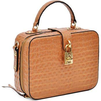 BOLSA GEORGINA CLEAN BOX BAG