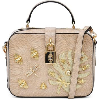 BOLSA GEORGINA TROPICAL BOX BAG