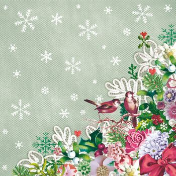 Guardanapo de Natal - Ref. 599