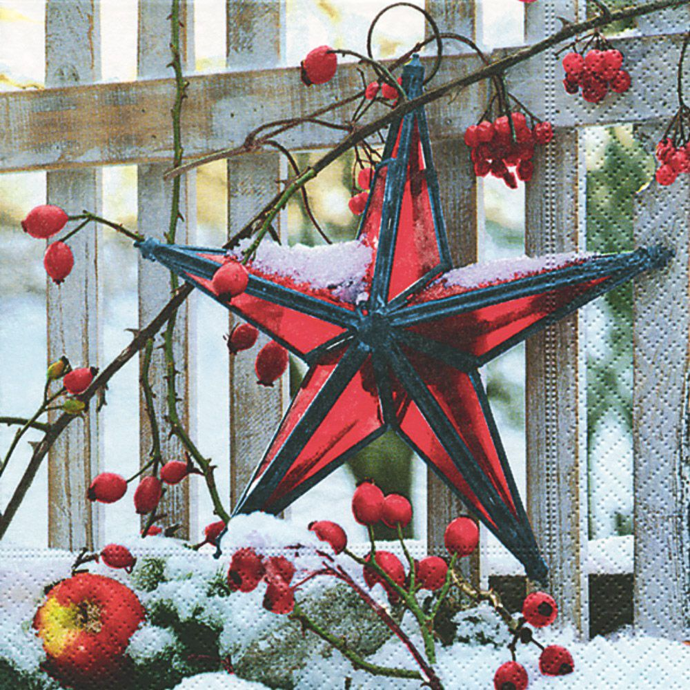Guardanapo de Natal - Ref. 799
