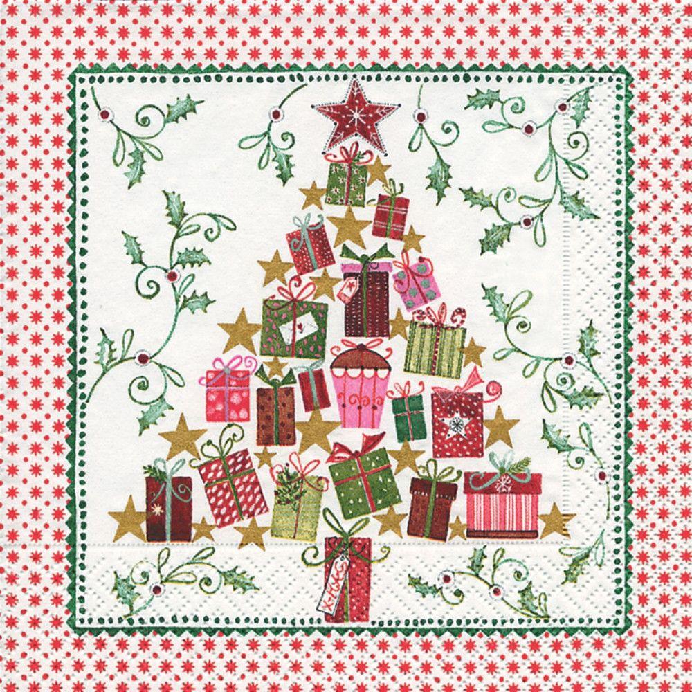 Guardanapo de Natal - Ref. 801