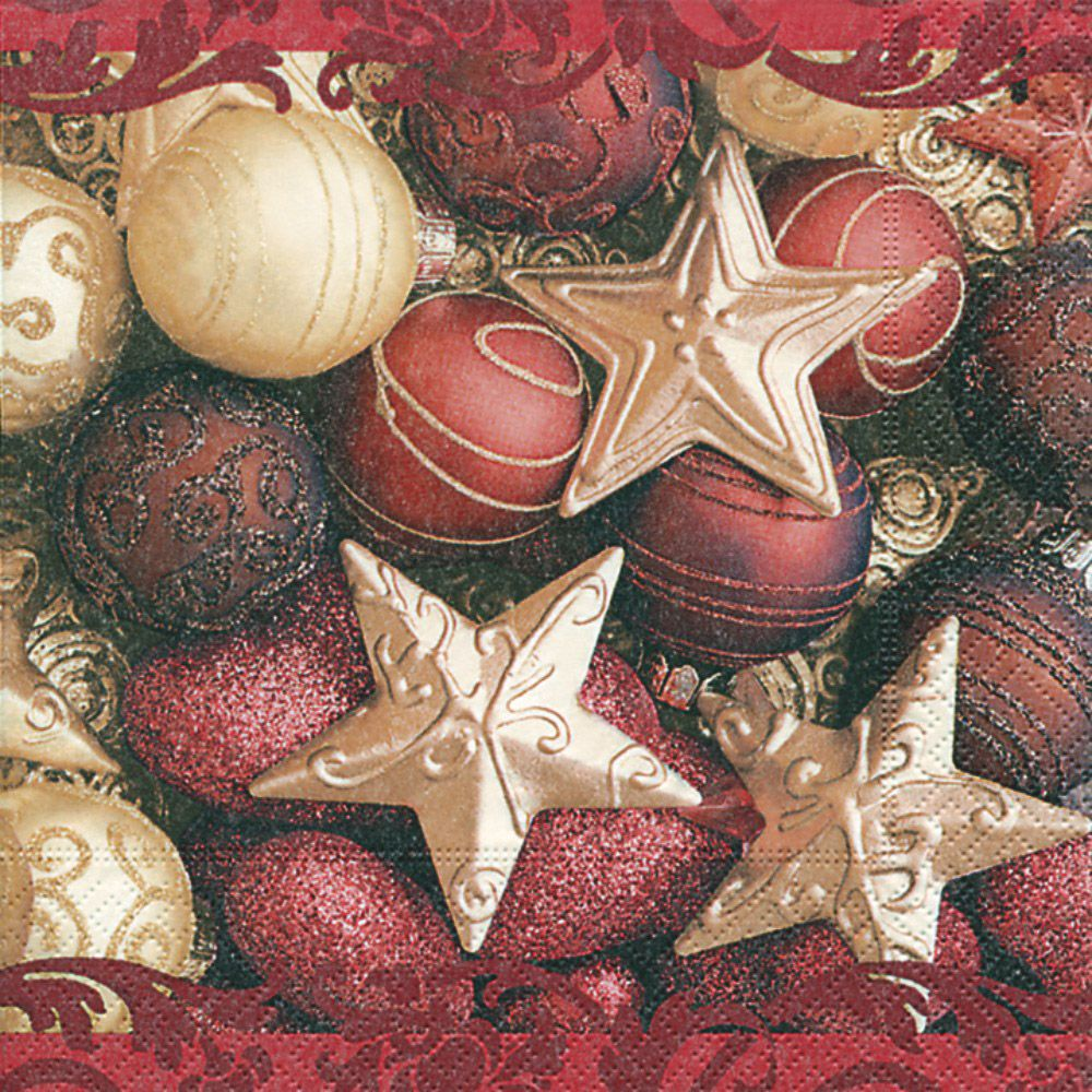 Guardanapo de Natal - Ref. 822