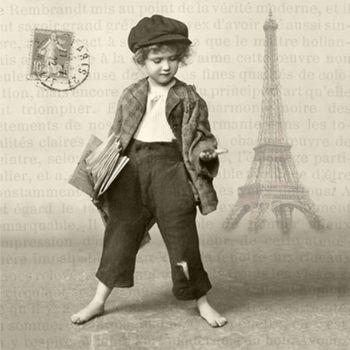 Guardanapo Vintage - Ref. 8010