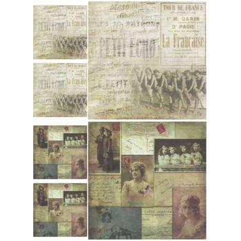Papel Print - Ref. 5079
