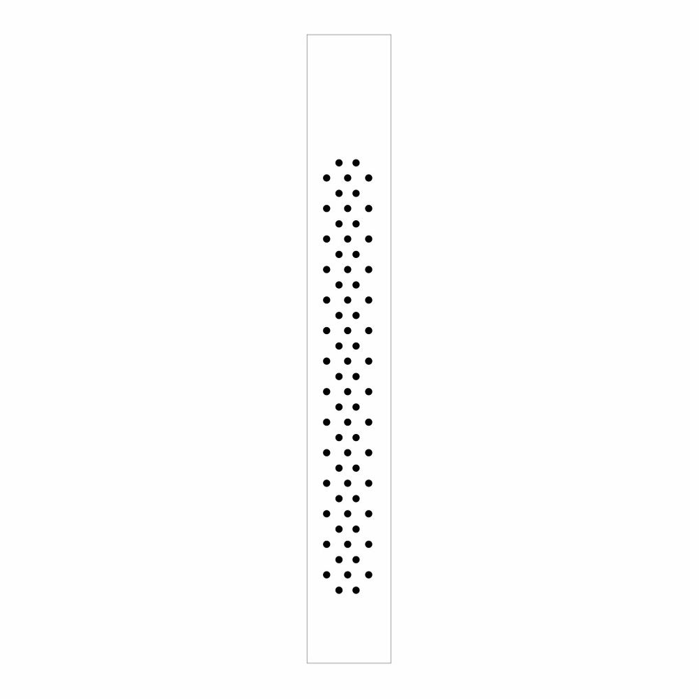 Stencil 04 x 30cm - Ref. 381