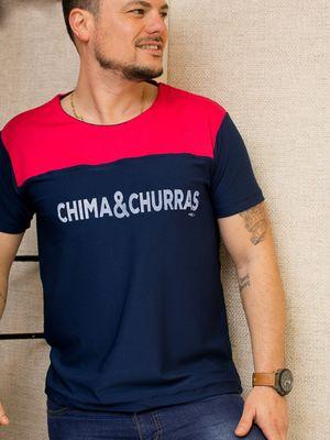 Manga Curta Reta - Chima&Churras