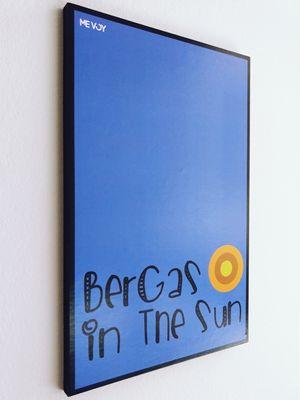 Quadrinho - Bergas in the sun