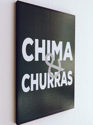 Quadrinho - Chima&Churras