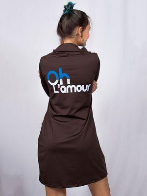 Vestido Primeiro - Oh L'amour